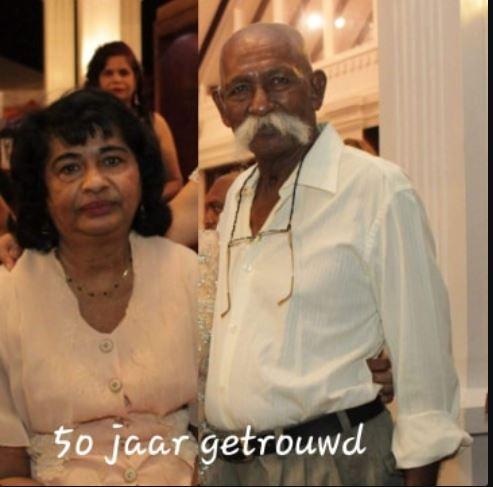 getrouwd Paramaribo