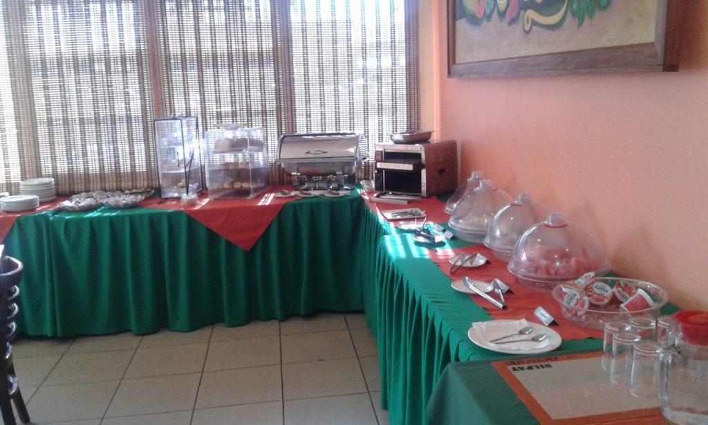 hotel vakantie Paramaribo Nickerie