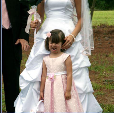 kind huwelijk vrouw
