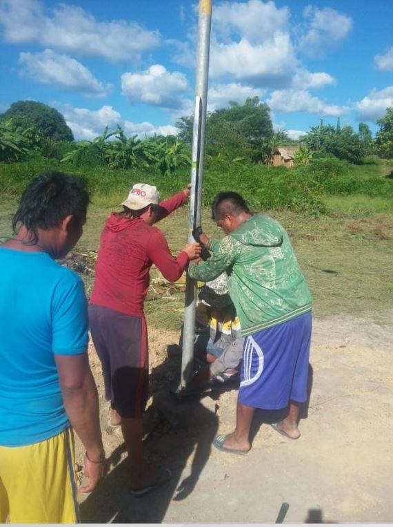 dorpen Suriname