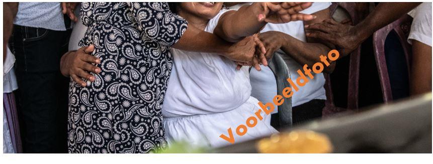 anoniem Paramaribo