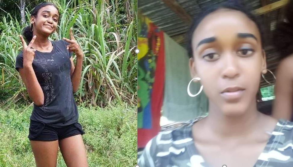 vermist Paramaribo