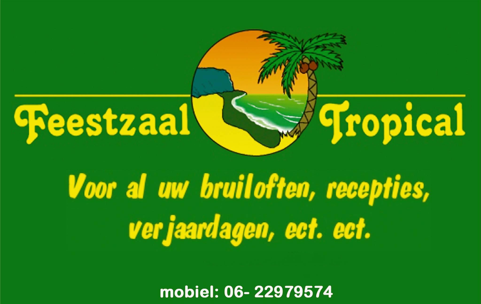 Feestzaal Tropical - FamilieNieuws Bedrijvengids