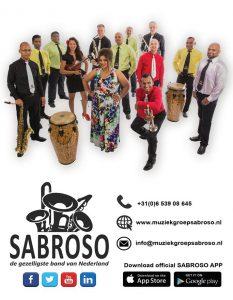 Muziekformatie Sabroso - FamilieNieuws Bedrijvengids