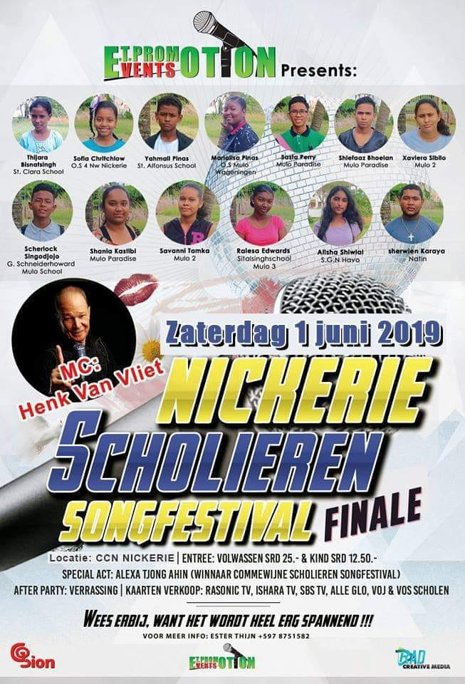 Nickerie Suriname