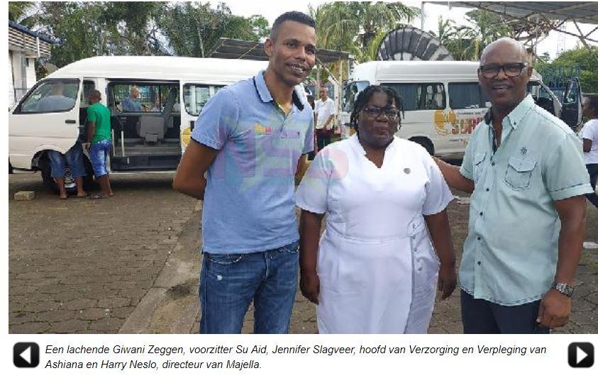 Su aid Paramaribo