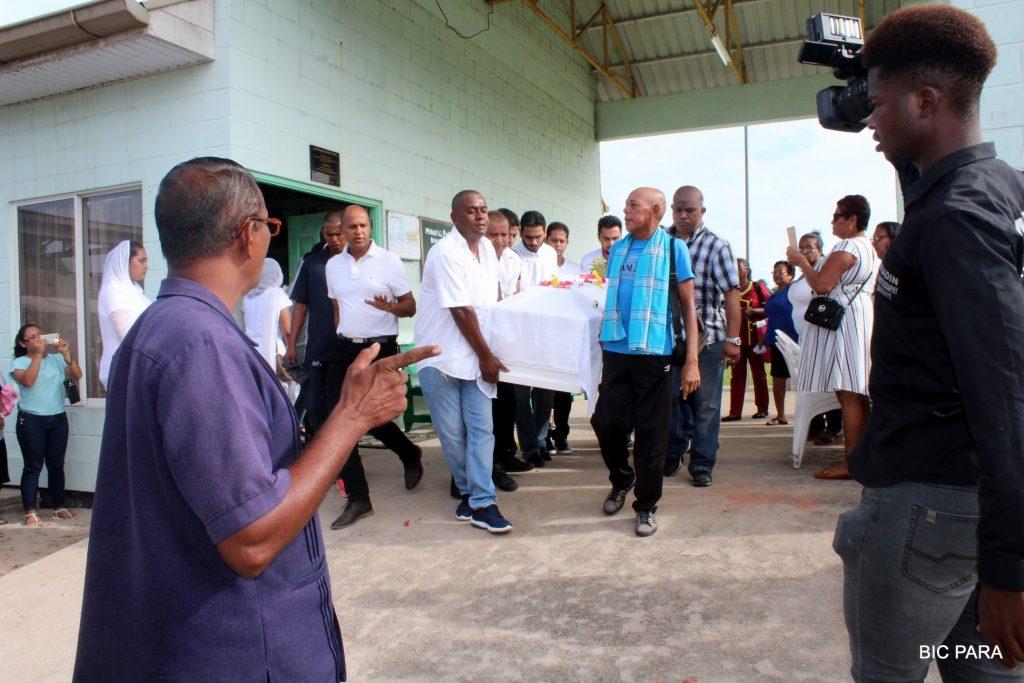 zanderij Suriname