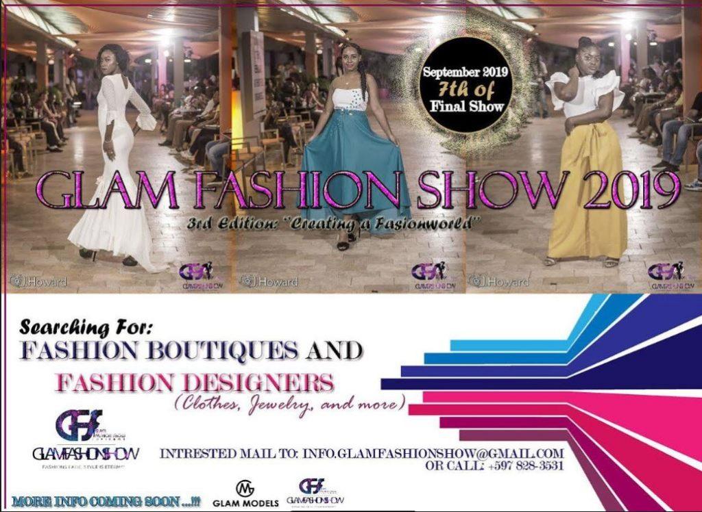 Fashion Suriname