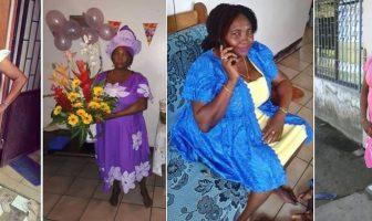 overleden Moeder Paramaribo