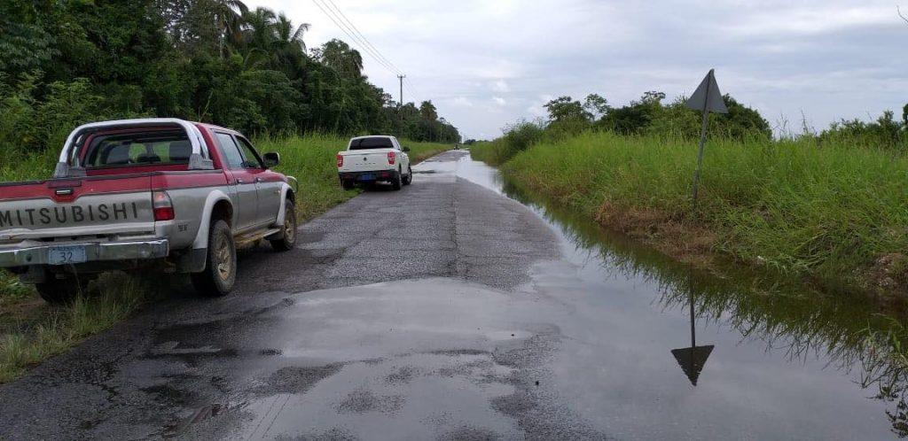 regen Paramaribo Coronie