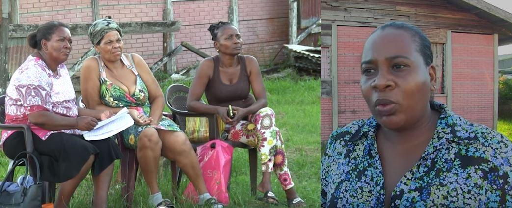 Suriname woning