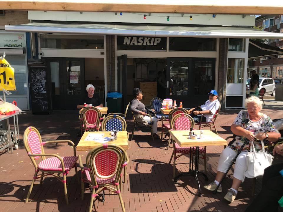 Naskip Suriname Paramaribo Nederland Amsterdam
