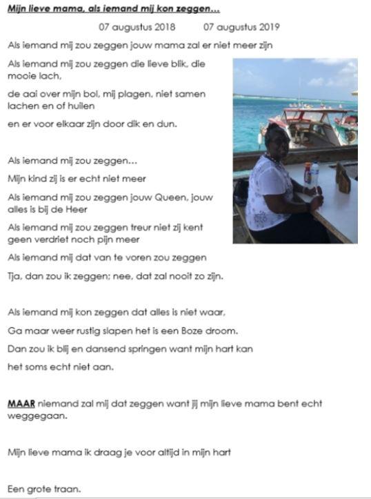 In Memoriam Paramaribo Surinam