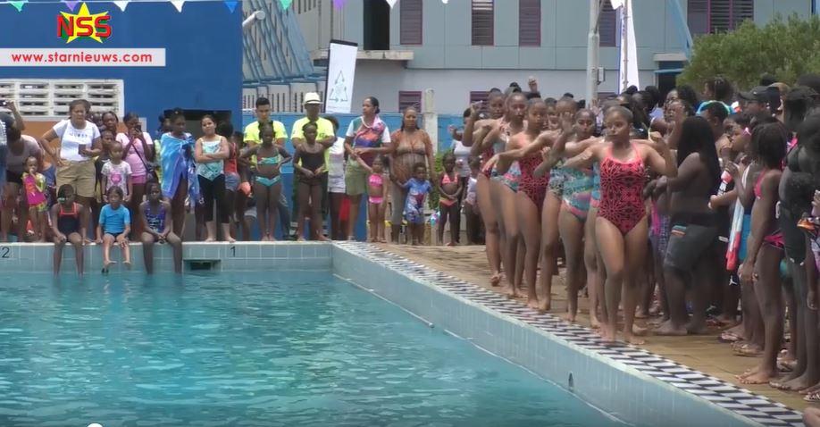 Zwemmen Paramaribo Suriname