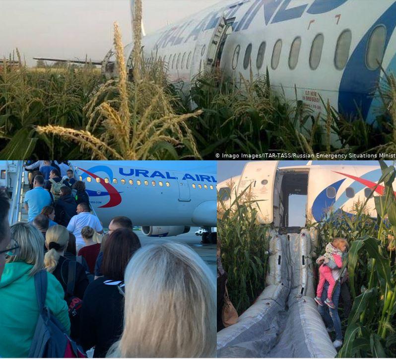 vliegtuig ongeluk