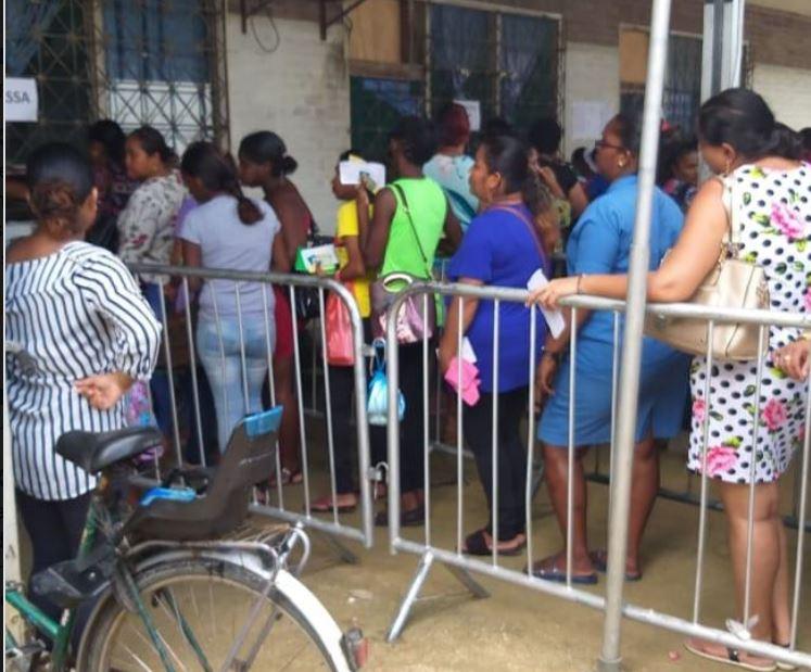 Kinderbijslag Paramaribo