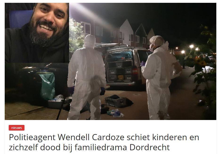 moord Nederland