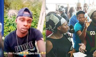 broer doodgeschoten Suriname