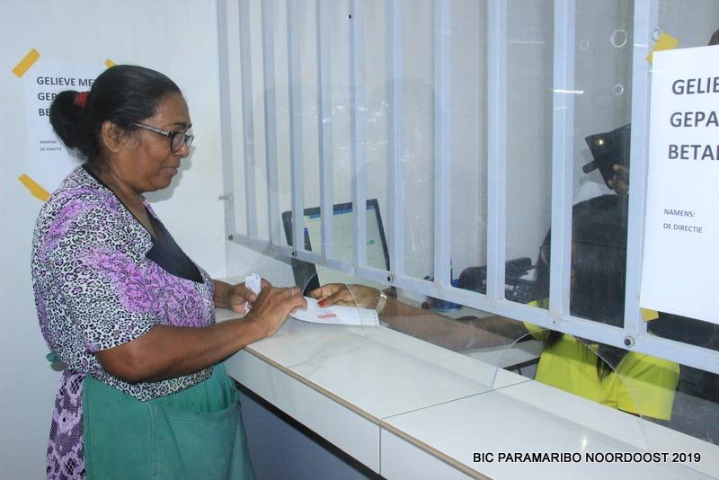 markt Paramaribo SWM