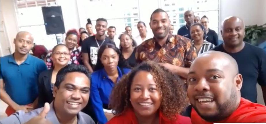 communicatie Suriname