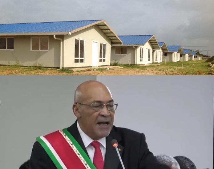 Paramaribo President
