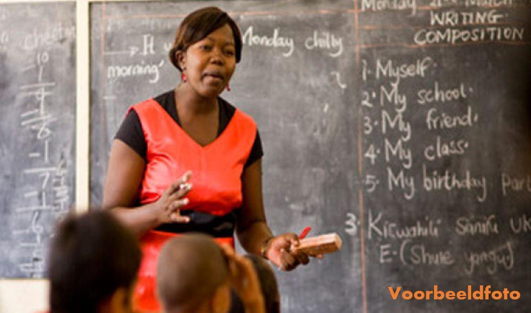 leerkracht Suriname