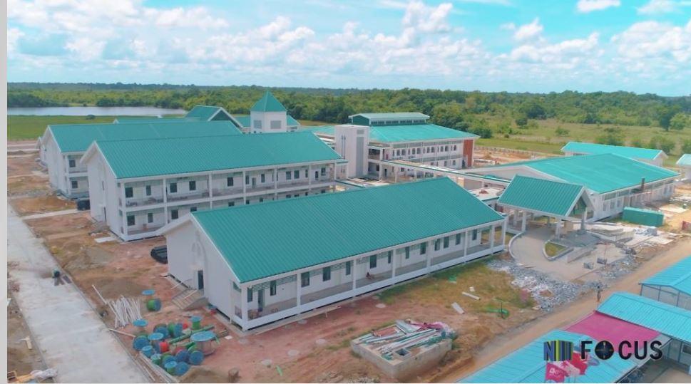 ziekenhuis Suriname