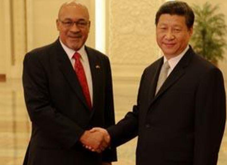 Bouterse China