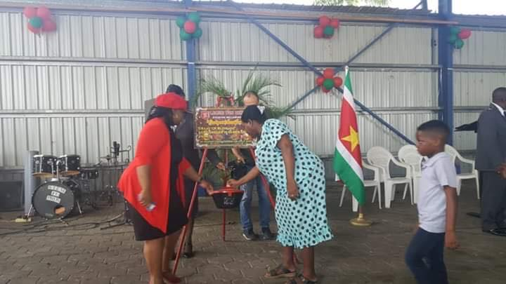Leger Des Heils Paramaribo