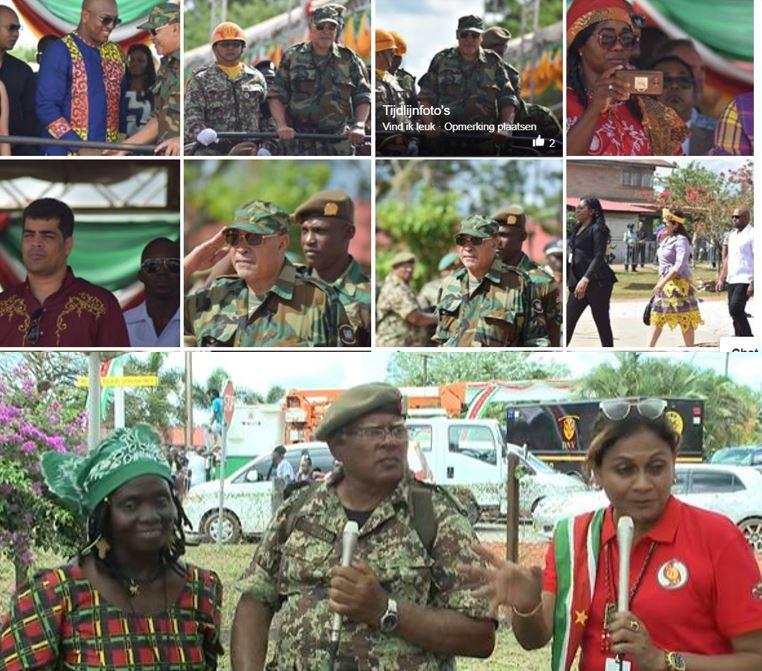 Moengo Suriname