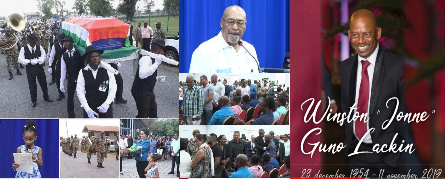 minister Paramaribo