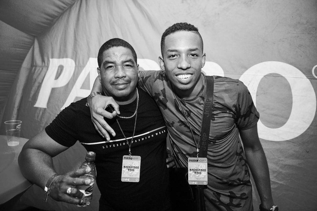 overleden Paramaribo DJ
