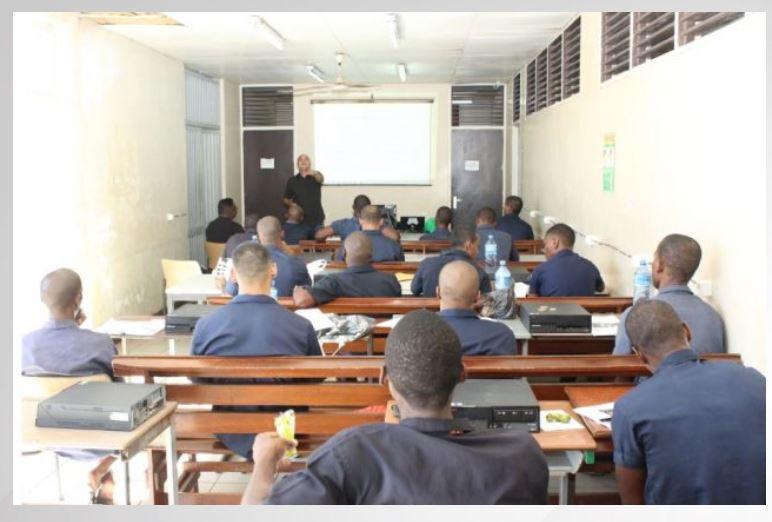 gedetineerden Suriname