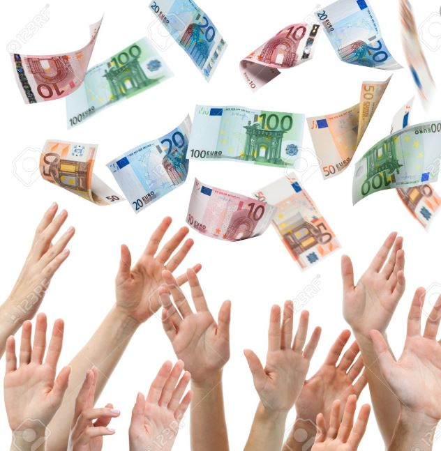 euro's Schiphol