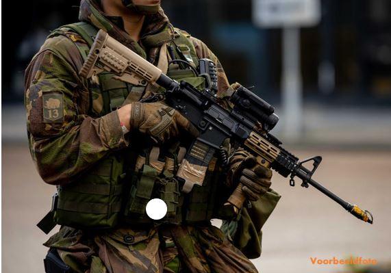 militair Paramaribo