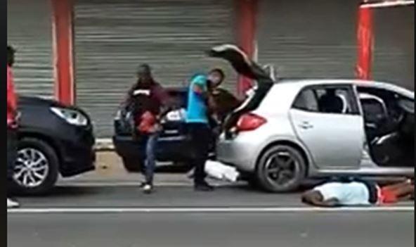 ontvoering Paramaribo