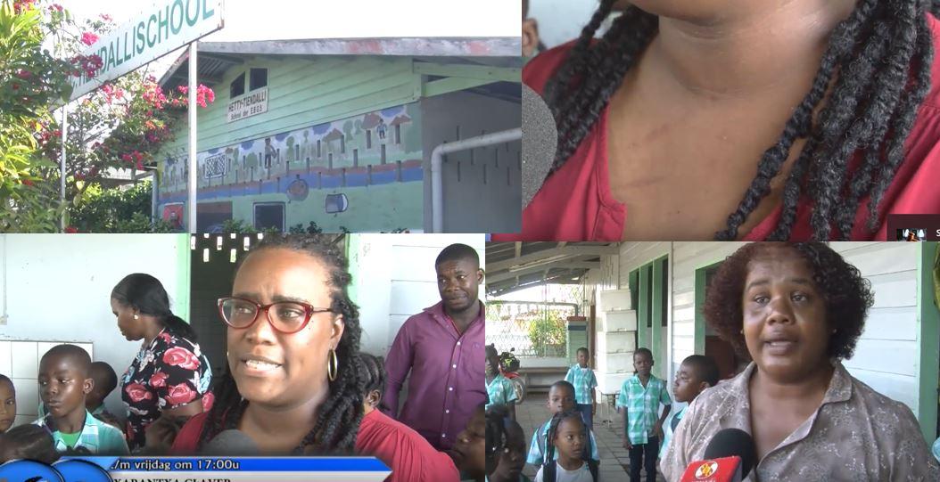 leerkracht Paramaribo