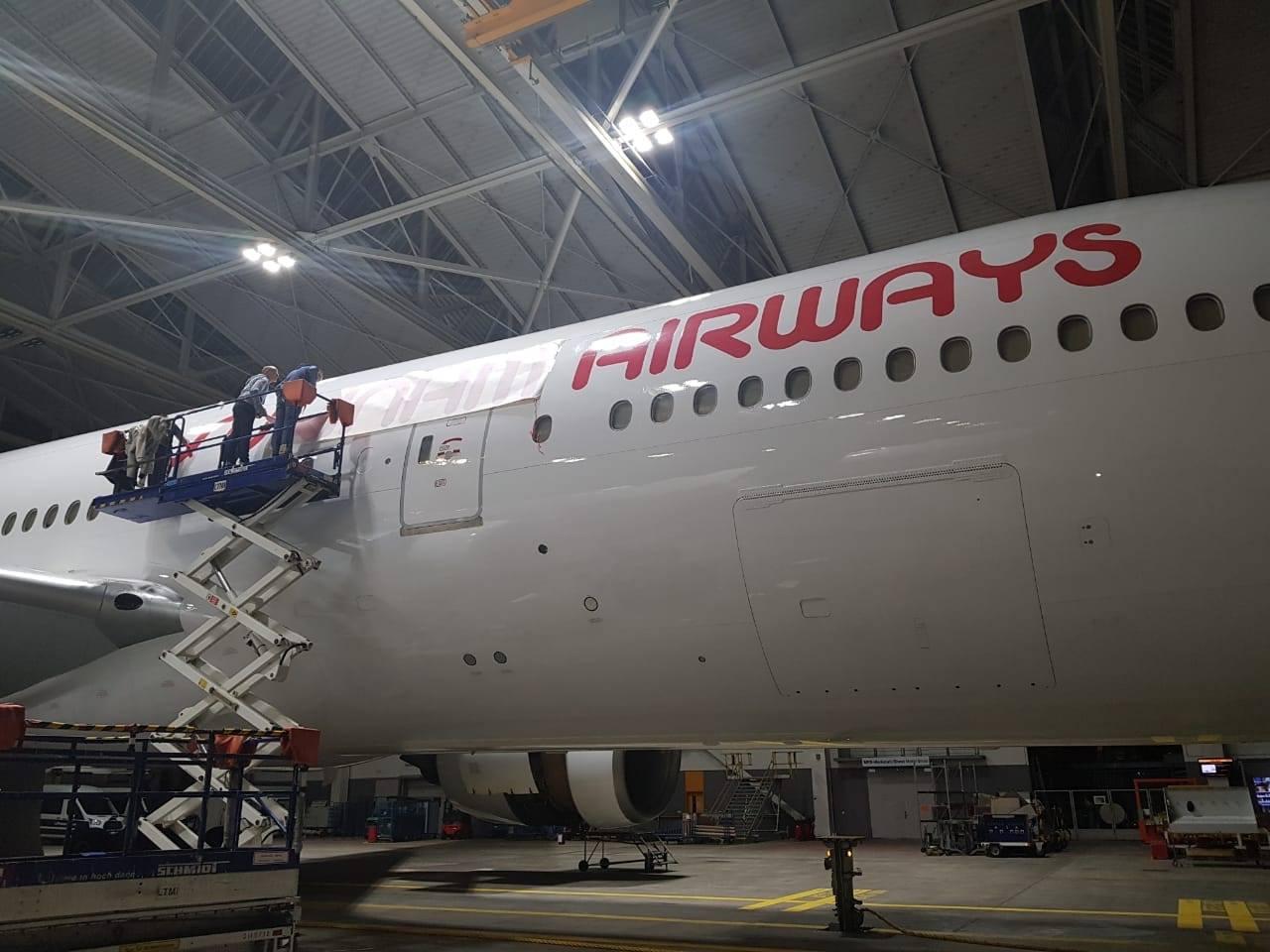 SLM vliegtuig Suriname