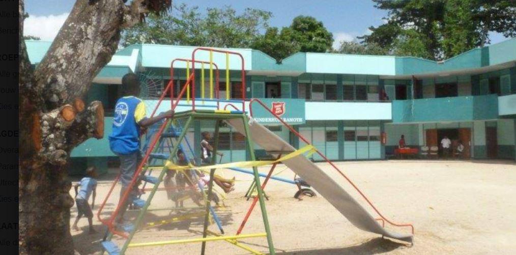 Kinderhuis Paramaribo