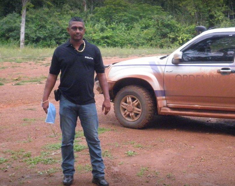 roofmoord Suriname