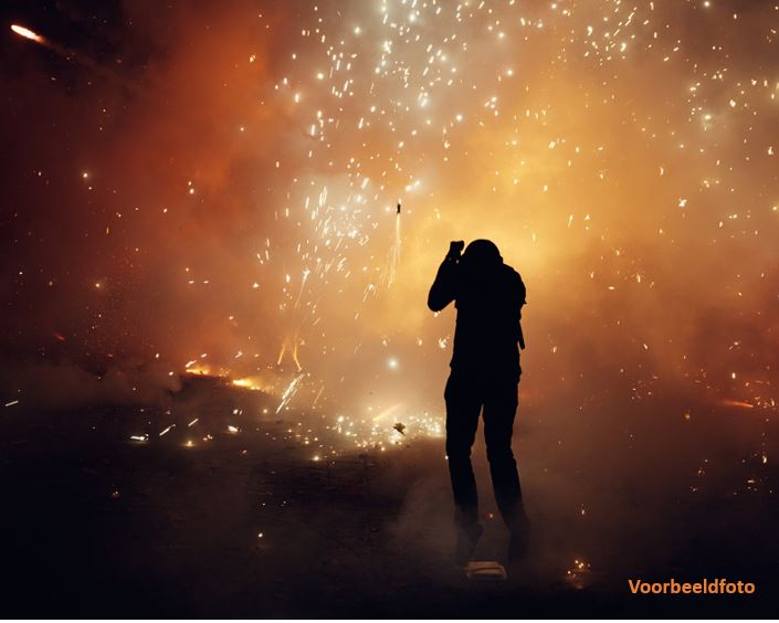 vuurwerk Paramaribo