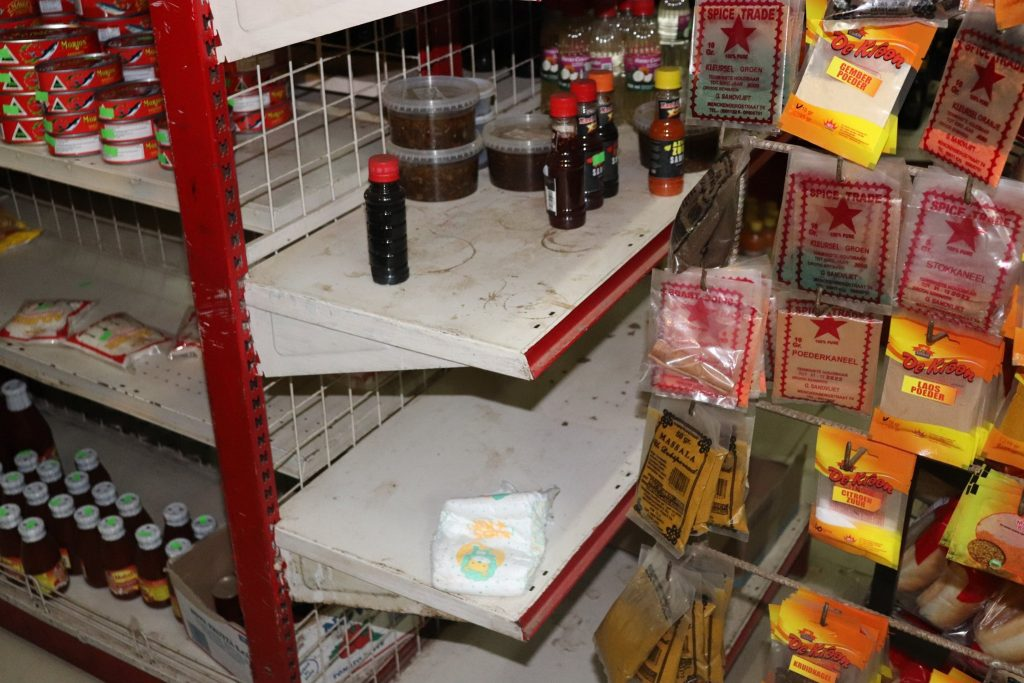 Supermarkt Paramaribo