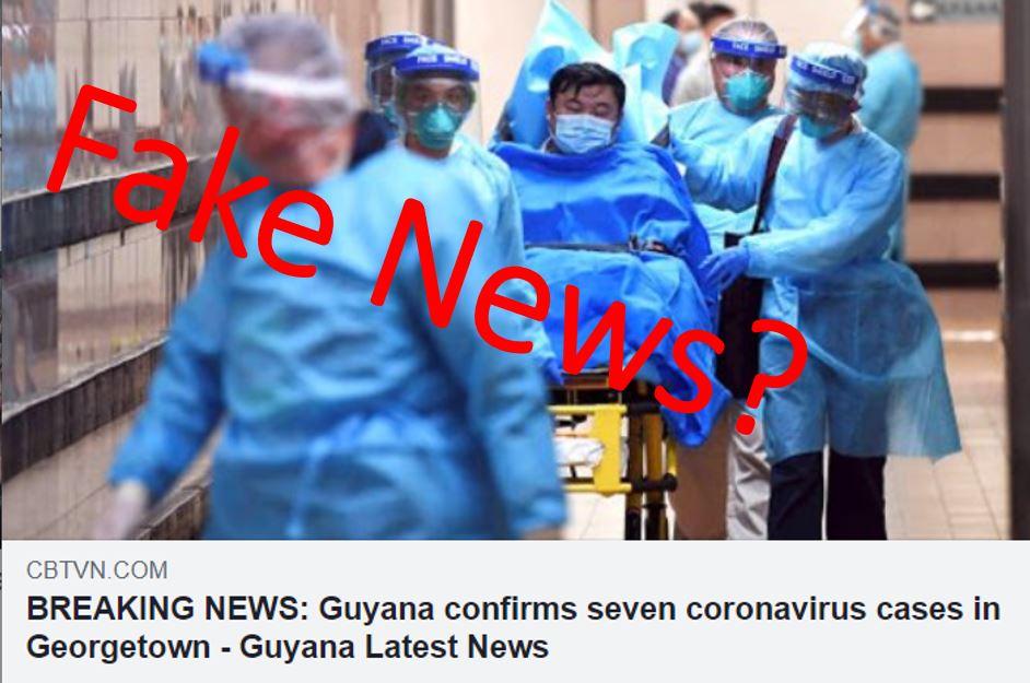 coronavirus Guyana