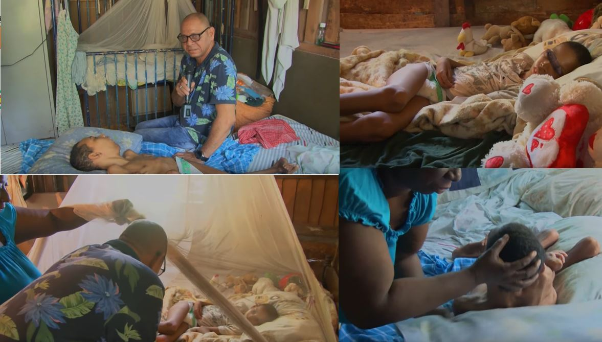 kinderen Suriname