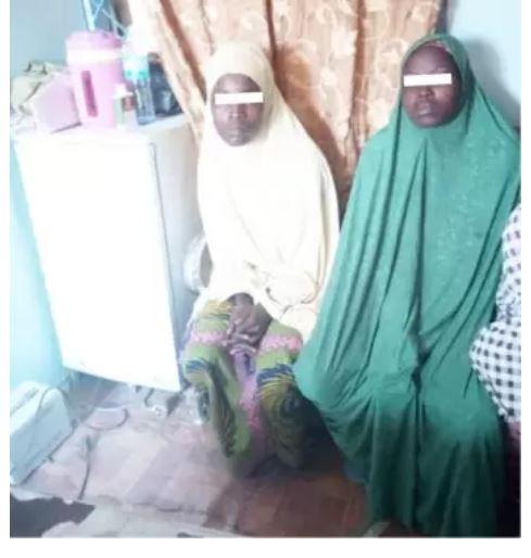 vrouwen Afrika