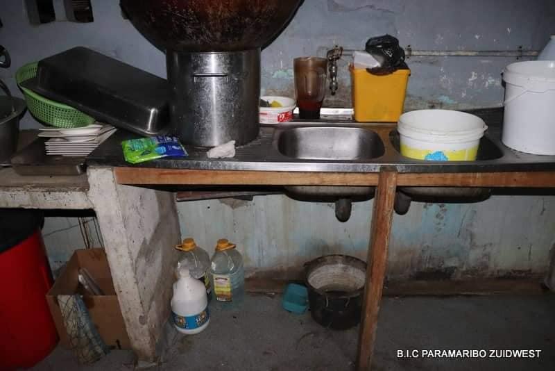 Restaurant Paramaribo