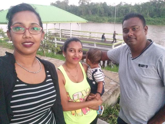 overleden Suriname