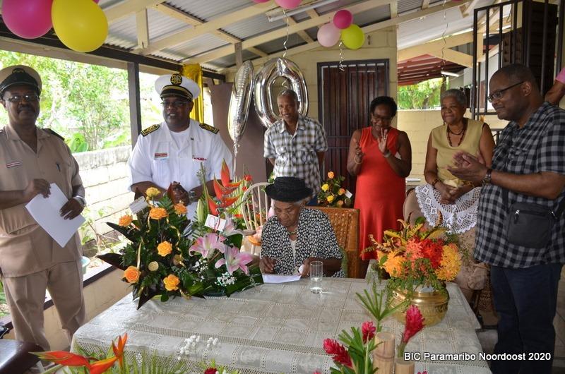 Verjaardag Paramaribo