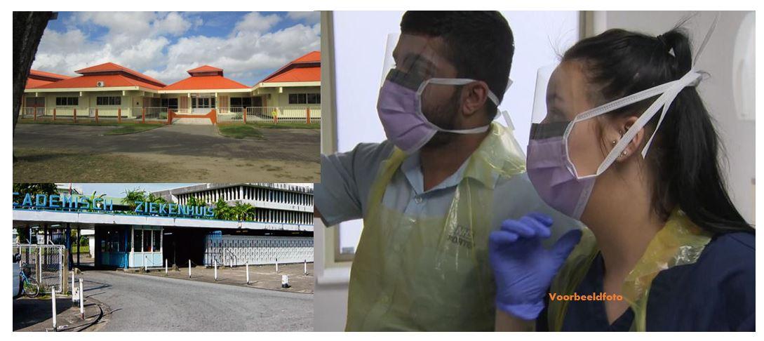 azp Paramaribo Suriname