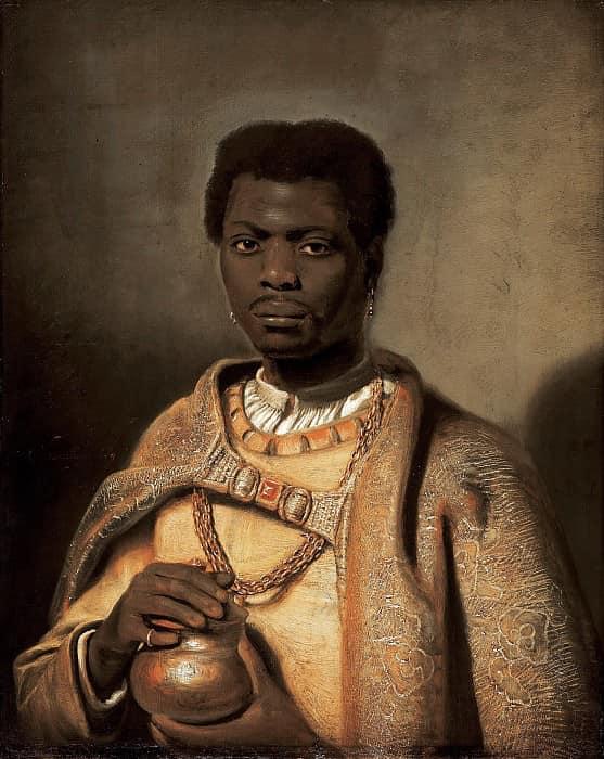Hendrick Heerschop, Koning Caspar - Rembrandt schilderde zwarte expats in Amsterdam - FamilieNieuws.com